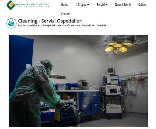 Un operatore altamente qualificato in Servizi idi sanificazione con esperienza consolidata. - formmedia.it