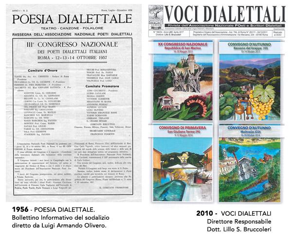 Rivista periodica VOCI DIALETTALI - formmedia.it