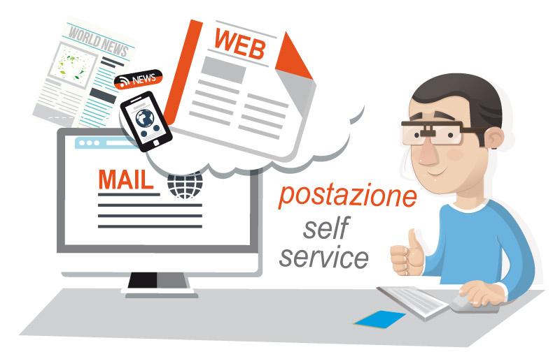 Postazione PC self-service ... Gratis - formmedia.it