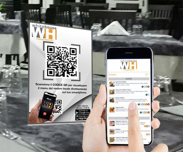 Realizzazione Menu Digitale - formmedia.it