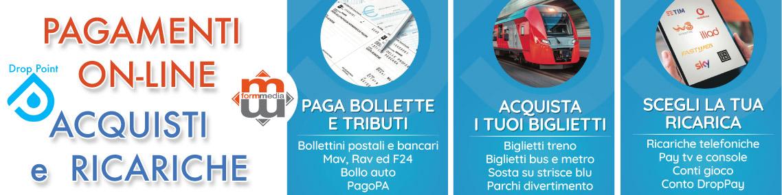 Servizio di Pagamento - formmedia.it