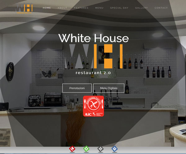 White House - restaurant 2.0 | Siderno  - formmedia.it