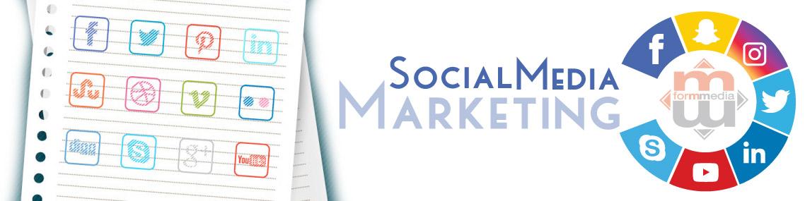 Social Media Marketing - formmedia.it